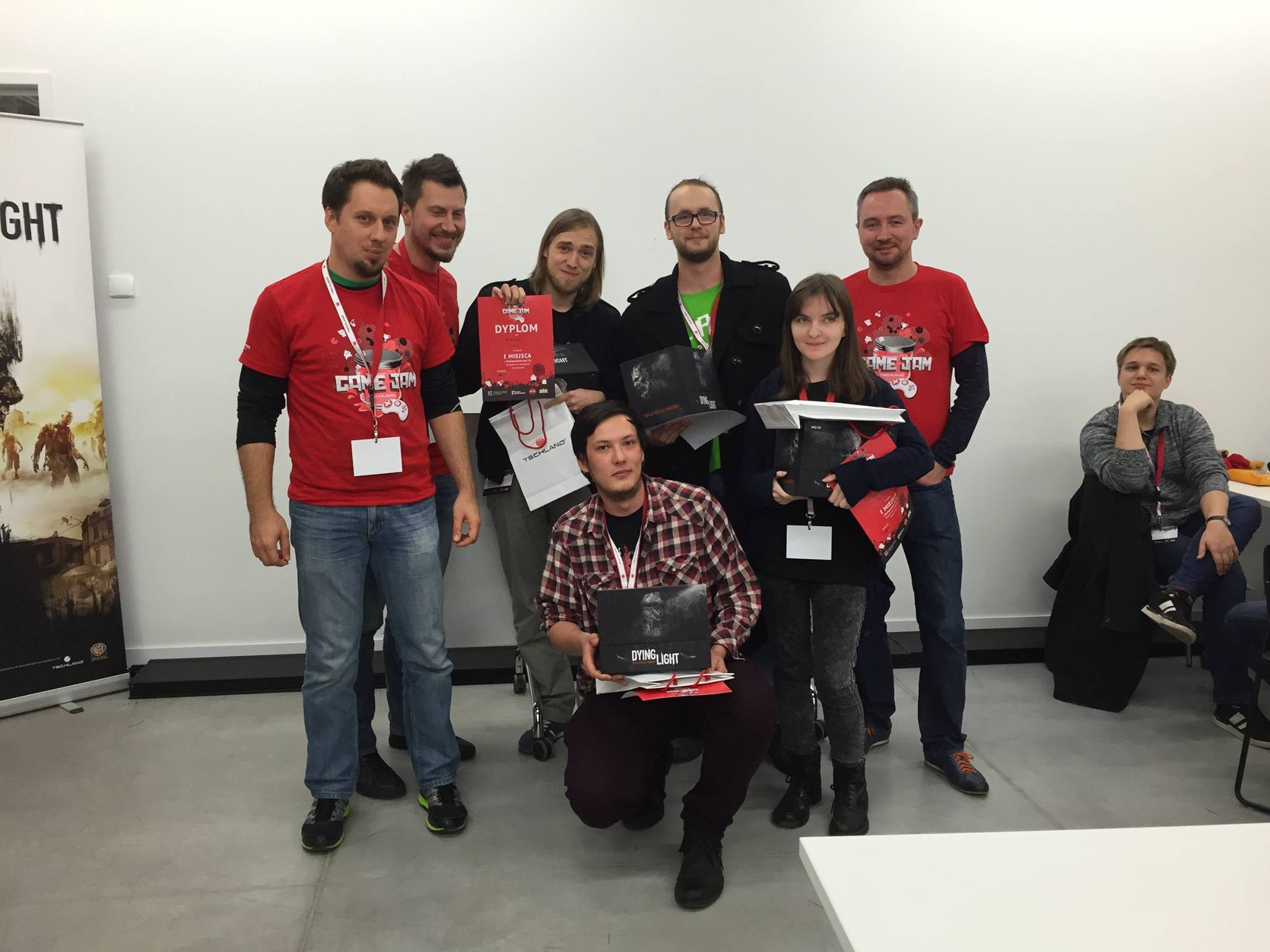Techland Game Jam 2015