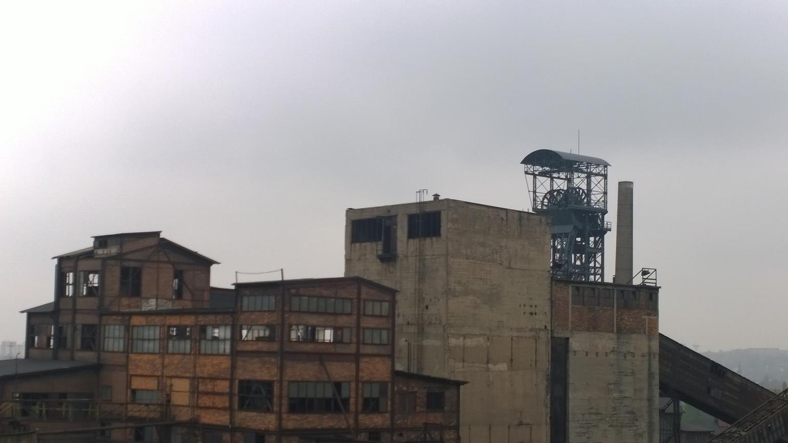 A visit to Vitkovice steel mill